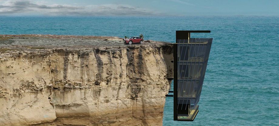 Cliff Houses from Australia